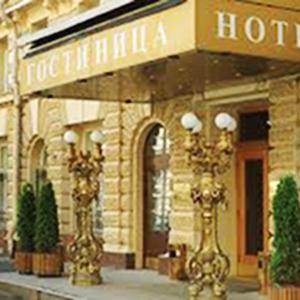 Гостиницы Белозерска