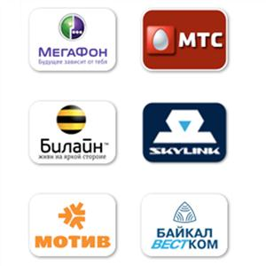 Операторы сотовой связи Белозерска